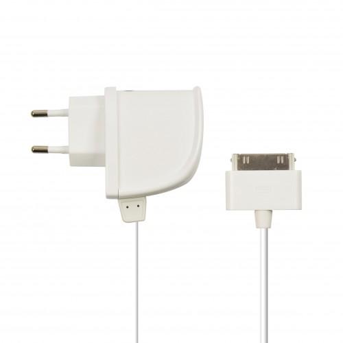 Muvit Chargeur Secteur Blanc Compatible Apple Ipad