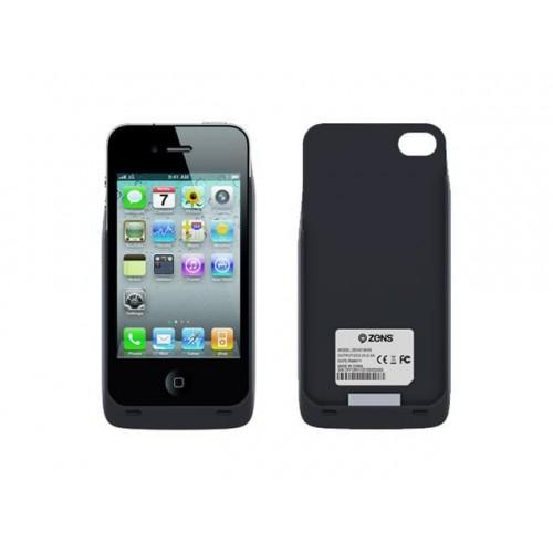 Zens Charge Par Induction Coque Pour Iphone 4/ 4S