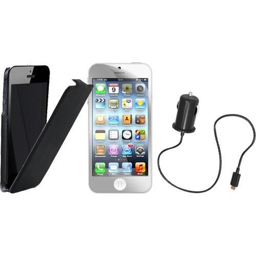 Pack énergie et protection pour iPhone 5/5S Nouvea