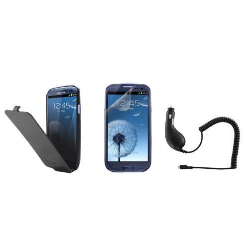Pack énergie et protection pour Samsung Galaxy S3