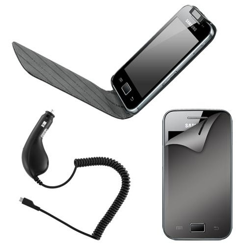 Pack d'accessoires Samsung de charge et de protect