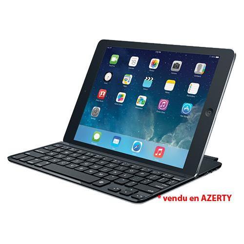 Clavier Bluetooth Logitech noir pour iPad Air Nouv