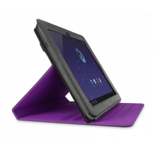 Protection Belkin Flip Folio Stand Violet Samsung