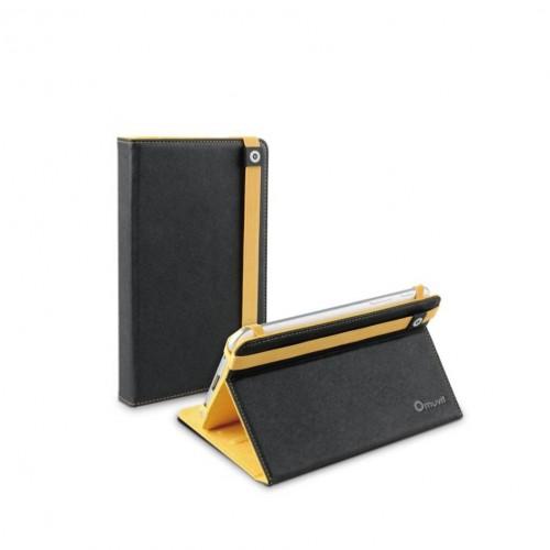 Etui folio Muvit universel tablettes 7 avec fonct