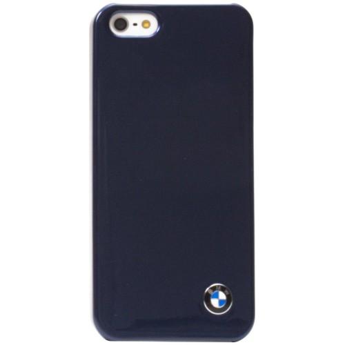 Coque arrière de couleur bleu métallisé pour Apple