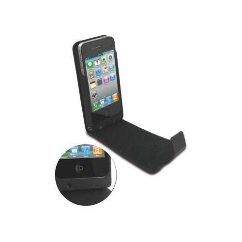 Faconnable etui batterie flap sellier apple iphone