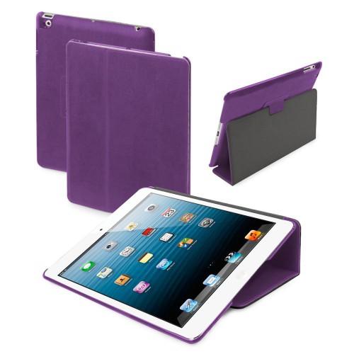 Muvit Etui Fold Stand Pu Violet Apple Ipad Mini No
