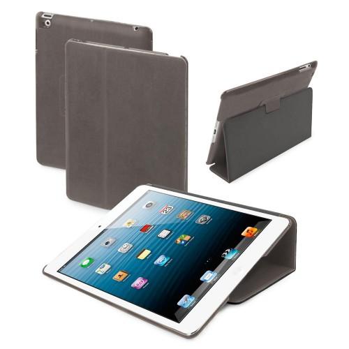 Muvit Etui Fold Stand Pu Gris Apple Ipad Mini Nouv