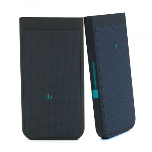 Twitch Black And Green Pouch Iphone 5 Case Nouveau