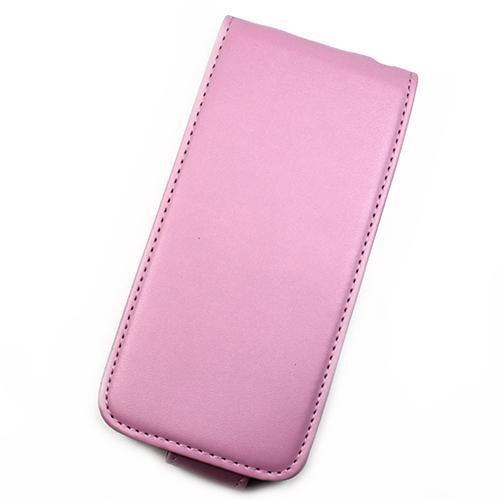 Housse à rabat Rose avec miroir pour Apple iPhone
