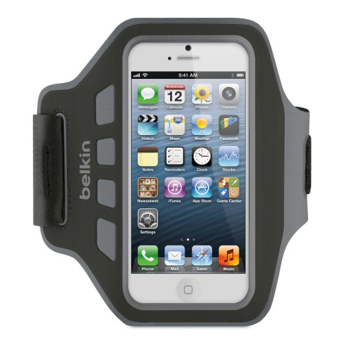 Brassard Belkin EaseFit Sport pour iPhone 5 Nouvea