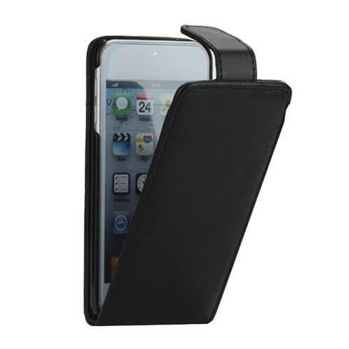 Housse Noir pour Apple iPod Touch 5 Nouveau