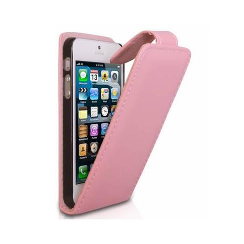Housse / Etui à rabat Rose pour Apple iPhone 5C No
