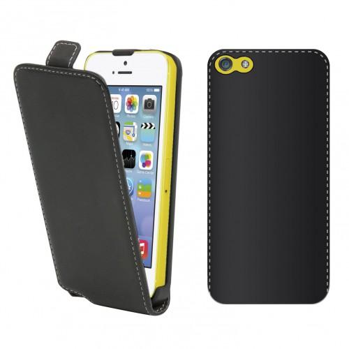 Etui slim noir pour apple iphone 5c Nouveau
