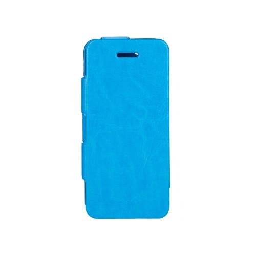 Housse à rabat bleue Xqisit ULTRA FINE pour Apple