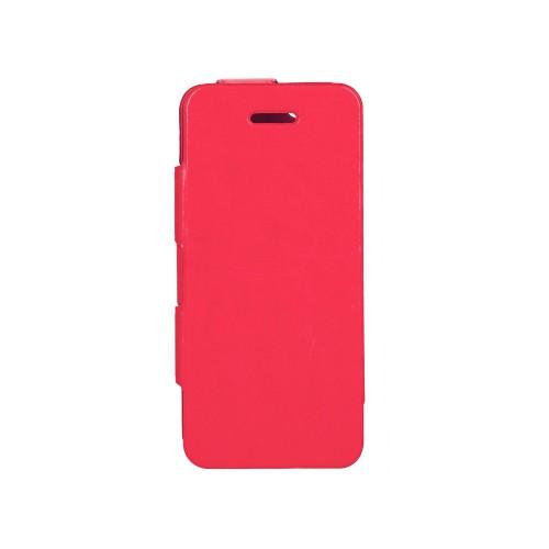 Housse à rabat rouge Xqisit ULTRA FINE pour Apple