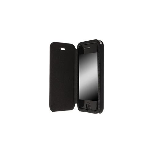 Housse / Etui Krusell Malmo Noir pour Apple iPhone