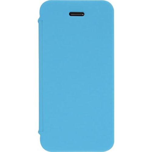 Etui coque bleu made in France pour iPhone 5C Nouv