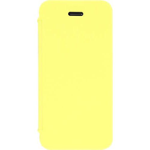 Etui coque jaune made in France pour iPhone 5C Nou