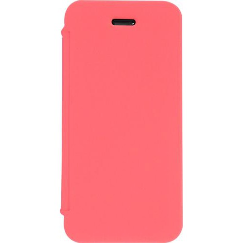 Etui coque rose made in France pour iPhone 5C Nouv