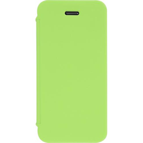 Etui coque vert made in France pour iPhone 5C Nouv