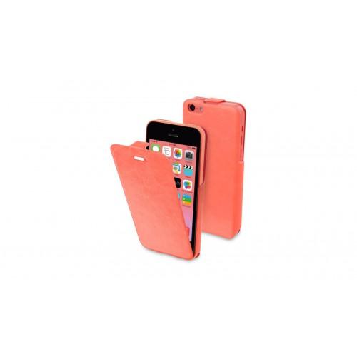 Muvit étui iFlip rose avec film protecteur pour Ap