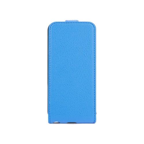 Housse à rabat bleue Xqisit pour Apple iPhone 5S N