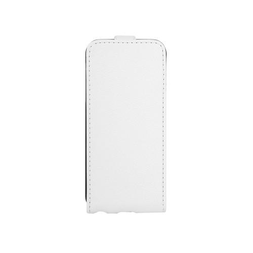 Housse à rabat blanche Xqisit pour Apple iPhone 5C