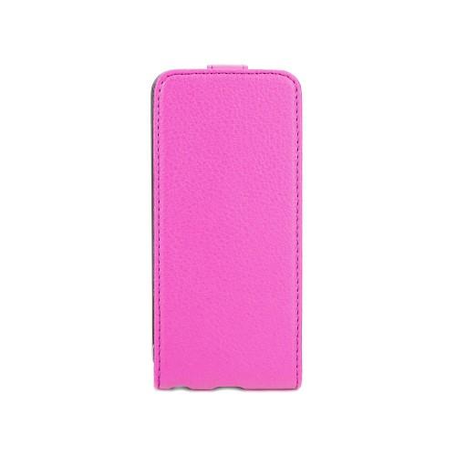 Housse à rabat rose Xqisit pour Apple iPhone 5C No