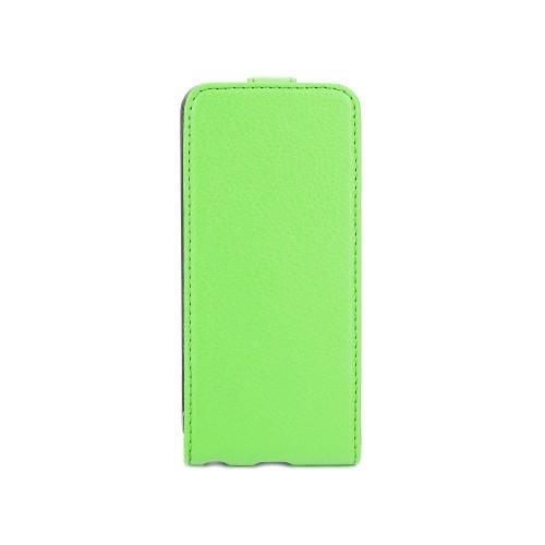 Housse à rabat verte Xqisit pour Apple iPhone 5C N