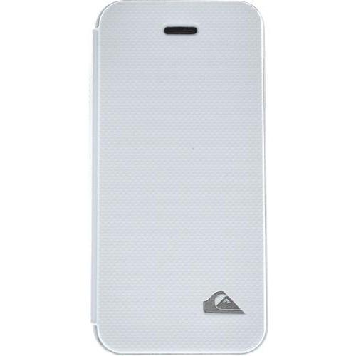 Etui folio Quiksilver blanc pour iPhone 5/5S Nouve