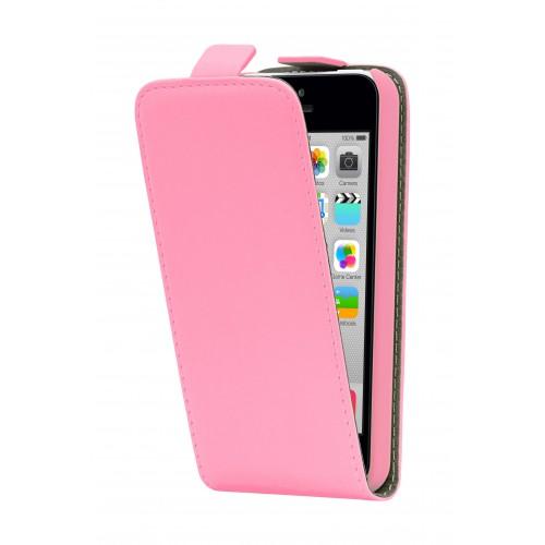 Housse à clapet Rose Classic pour iPhone 5C Nouvea