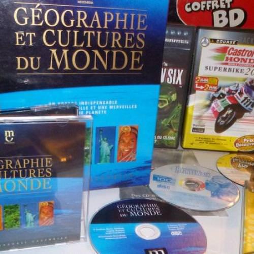 jeux le logiciel Géographie et Culture du monde